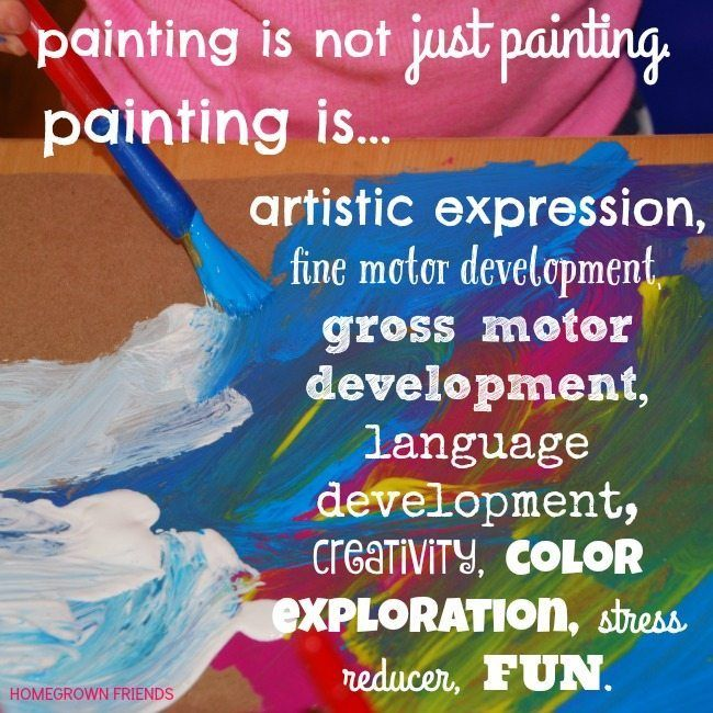 Introduction to Painting with Children