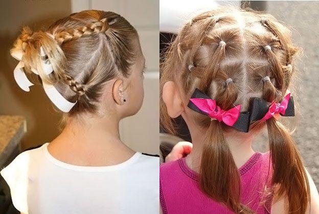 Причёски для маленьких девочек на короткие волосы: 35 <em>красивые причёски для детей с короткими волосами</em> фото идей