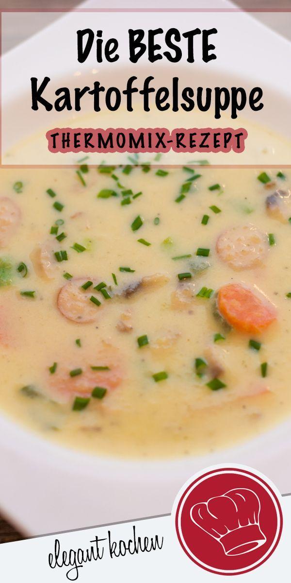 bea3ca3bd5d9091855a3cdad1bf56101 - Beste Kartoffelsuppe Rezepte