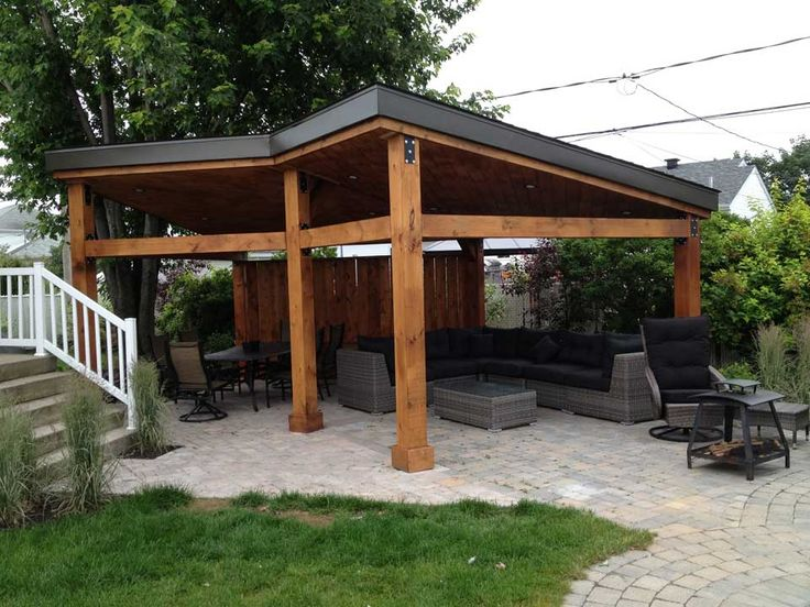 Pin by gift rds bay on like pinterest backyard for Hot tub gazebo plans
