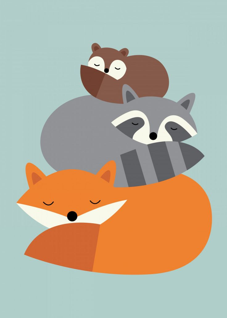 Dream Together Poster Print By Andy Westface Displate Animal Illustration Kids Art Poster Prints