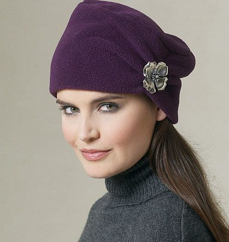 DIY simply elegant couture turban style hat 4 by TrueBohoBride, $18.00