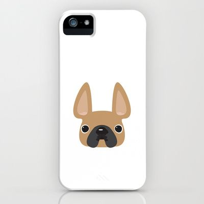 Iphone case for frenchie lovers