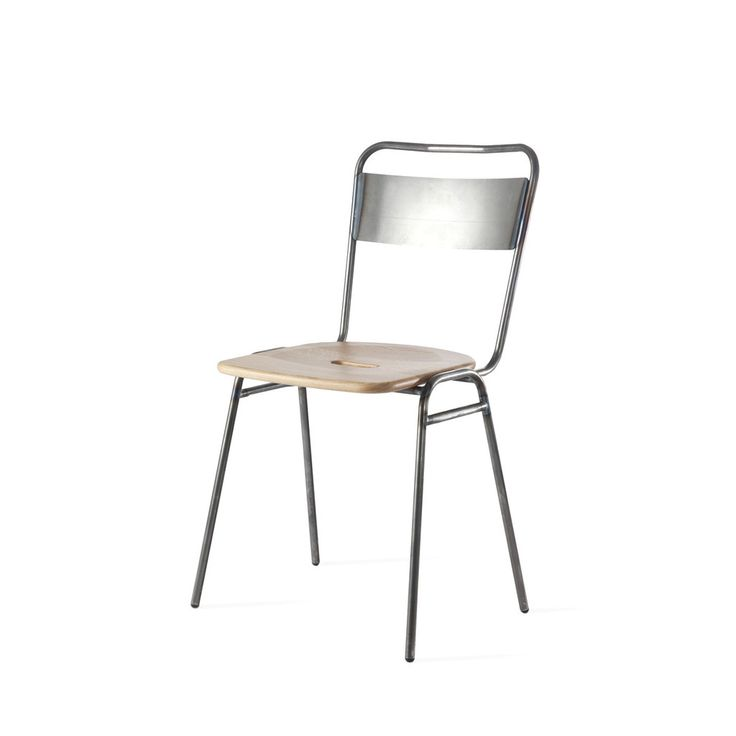 Raw Working Girl Chair by David Irwin