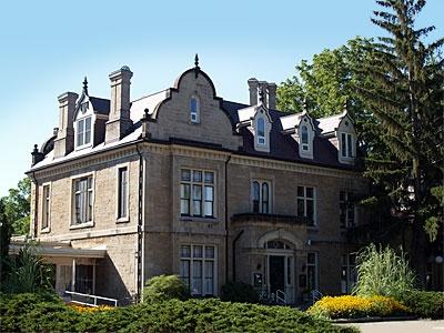 Rodman Hall Arts Centre, St. Catharines, Ontario