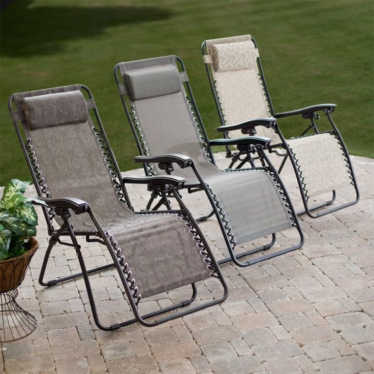 Have to have it. Coral Coast Modern Mesh Zero Gravity Lounge Chair $54.98