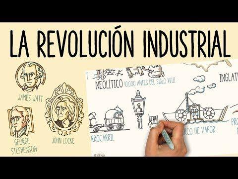 La Revolución Industrial - YouTube