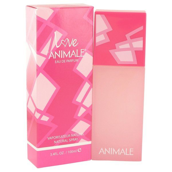 Animale Love Perfume 100ml EDP Women Spray |Animale Love Perfume, by Animale is a seductive blend that evoles the sweetness of a women. The top notes are tangerine, mandarin and water lily. The heart notes are orchid, violet, peony and gardenia. The base notes are cotton candy, amber, tonka bean, sandalwood, pachouli and musk.