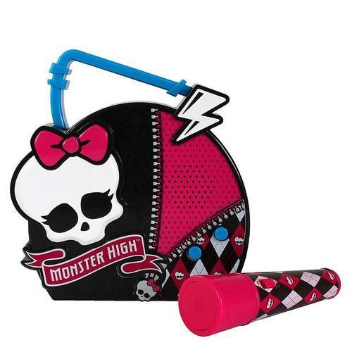 Monster High Sing-A-Long Karaoke System