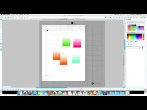 Cute My Planner Envy How to make Ombre Square Boxes for your Planner Silhouette Video Tutorial Planner Pages Pinterest Planners Silhouettes and
