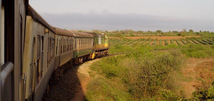 Train Travails of the Nairobi Mombasa trip