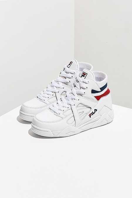 meet 334cb 3846b FILA Elastic Back Cage Sneaker