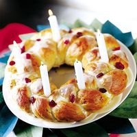 St Lucy's Day, A Special Birthday and Saffron Cakes ~ Lussekatter