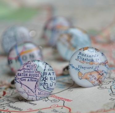 @Katie Miffleton what if you had your save the date map made into cufflinks for Luke??