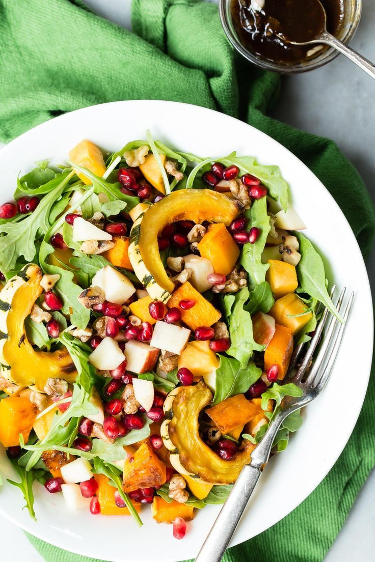 Harvest Salad from http://weelicious.com
