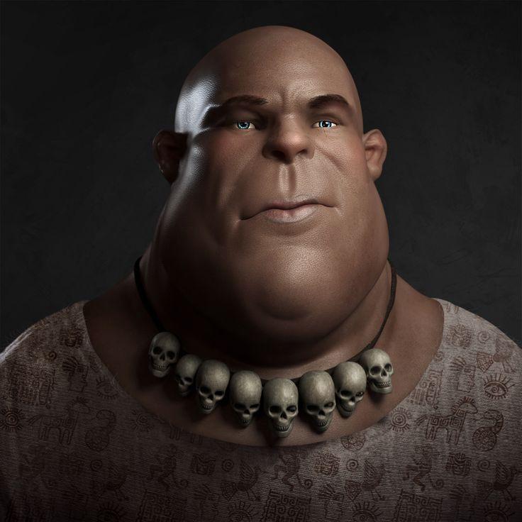 Max, cartoon character #3d #characterdesign #cartoon