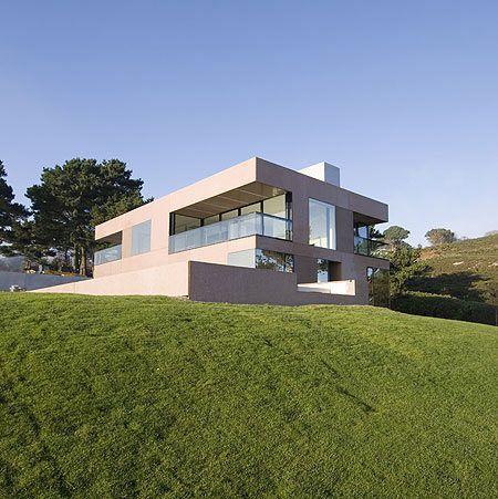Precast house by fkl architects dezeen concrete house for Precast concrete residential homes