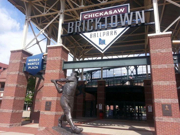 Oklahoma City Dodgers (Los Angeles Dodgers AAA) Chickasaw Bricktown Ballpark Oklahoma City, OK