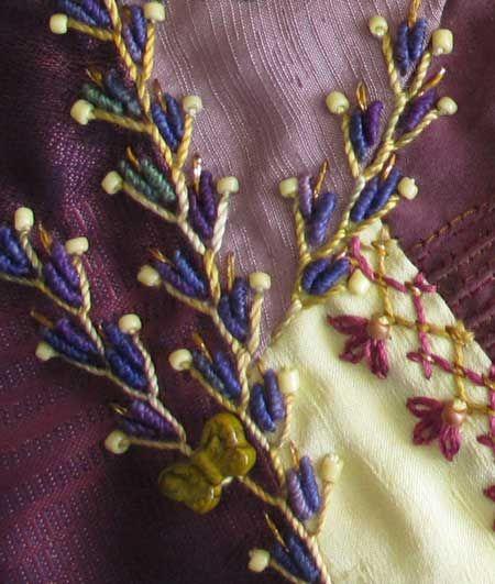 Best 25 Crazy Quilt Stitches Ideas On Pinterest Quilt