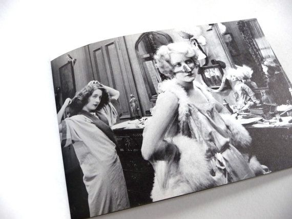 Photo Book Who Farted Vintage Book