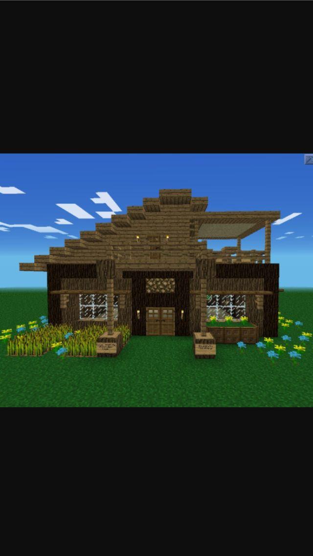 Nieuw huisje gebouwt ga voor een dik dorp jonguh!!!