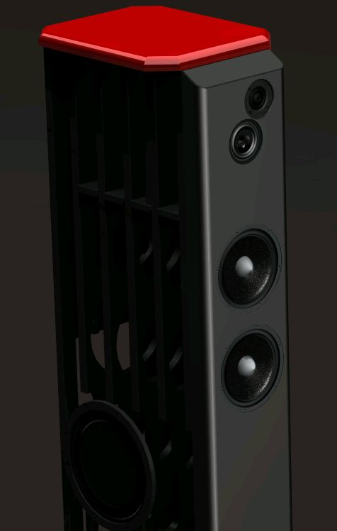 Charming Home Speaker U2013 Build The Best Home Theater System + Speaker Boxes Design