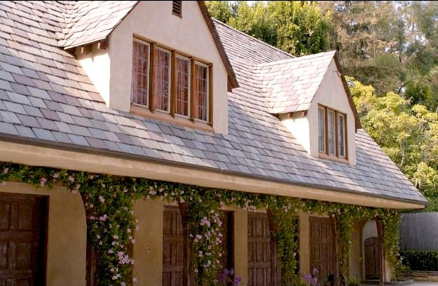 Switched at Birth guest house over the garage