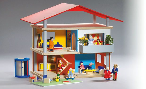 puppenhaus bauen schritt 1 von 28 diy f r kids pinterest playmobil und hobbys. Black Bedroom Furniture Sets. Home Design Ideas