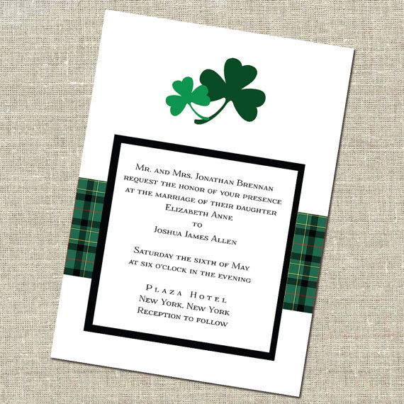 Irish Wedding Invitations: 351 Best Images About Irish Theme On Pinterest