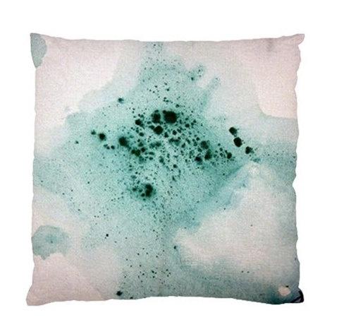 "Cushion Case 17"" x 17""/Abstract Art/Home Decor - Lunar. $16.00, via Etsy.: Abstarct Art, Decor Lunar, 17 Abstract Art Hom, Cushions Cases, 17Abstract Arthom, Arthom Decor, Art Hom Decor, Cases 17"
