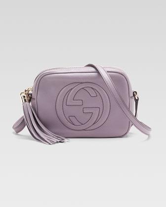 TDF: Soho Leather Disco Bag, Senanque - Neiman Marcus