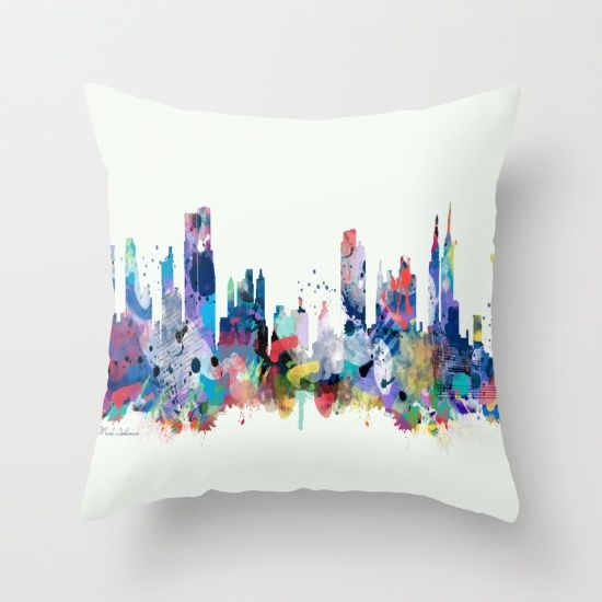 www.imdb.me/jessicasirls  Buy new York  Throw Pillow by mark ashkenazi. Worldwide shipping available at Society6.com. Just one of millions of high quality products available.