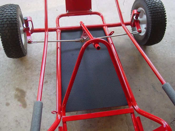 Pedal Car Steering System : How to make a steering for go kart google search