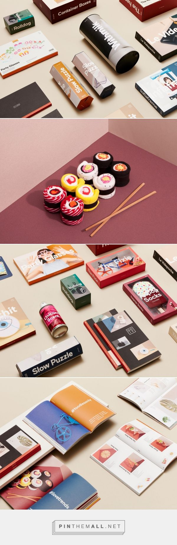 DOIY is product design company creating playful objects that move between the useful and the more whimsical. by Folch