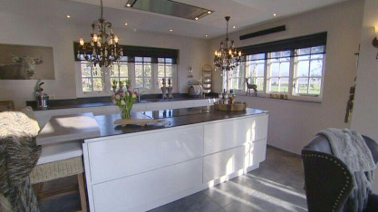 25 beste idee n over gezellige keuken op pinterest boheemse keuken gezellig huis en - Idee deco keuken grijs ...