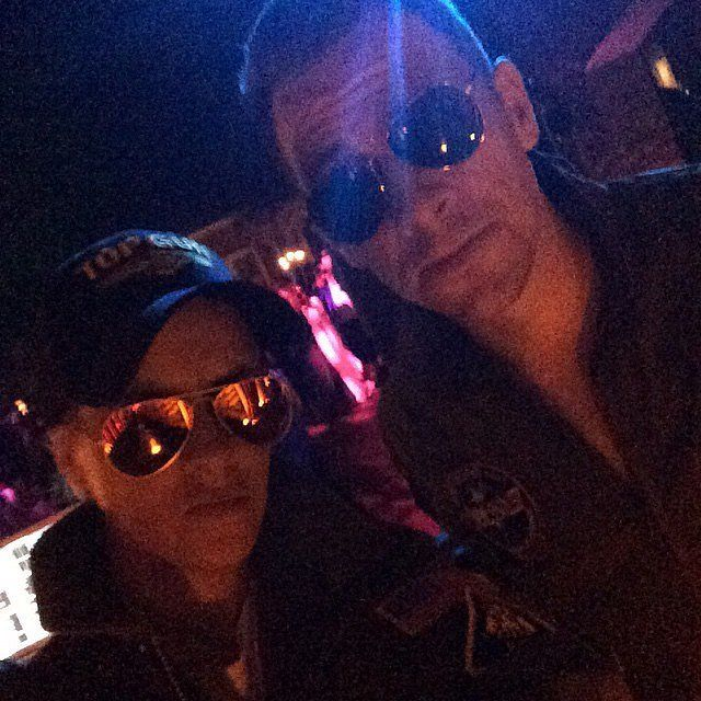Top Gun is full of Halloween costume inspiration! Just ask Samantha Ronson.