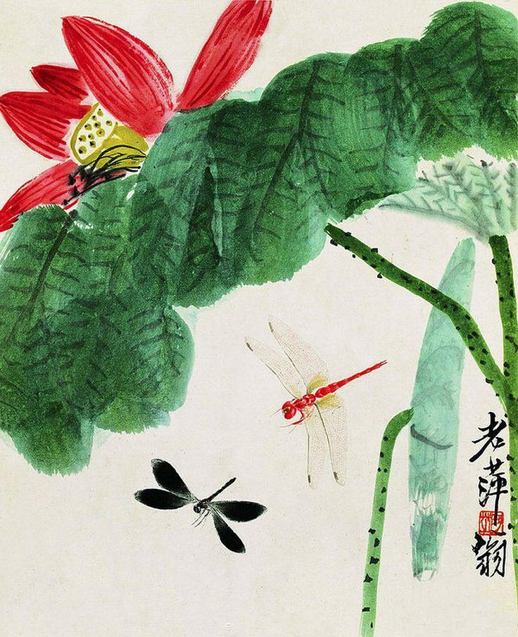 El Hurgador [Arte en la Red]: Qi Baishi [Pintura]