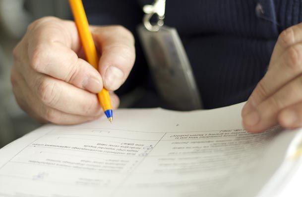 Checklist deelname aan beurzen
