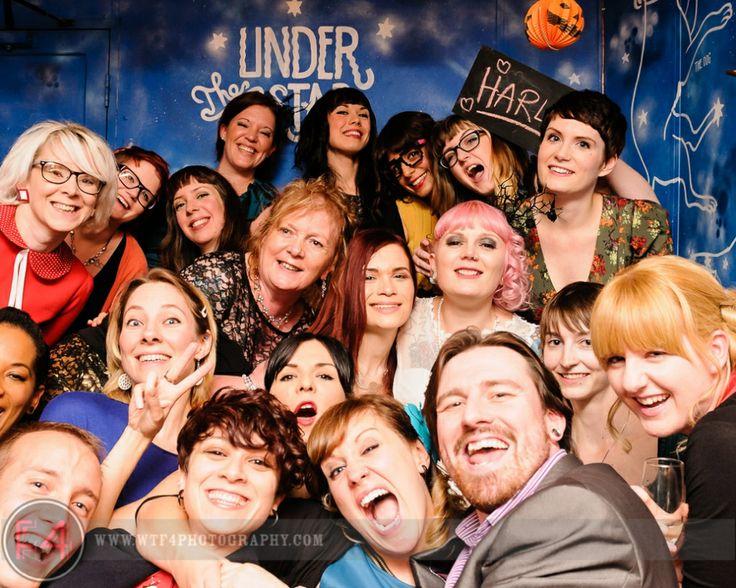 Maria & Sam § Photo Booth § Under The Stars, Bristol