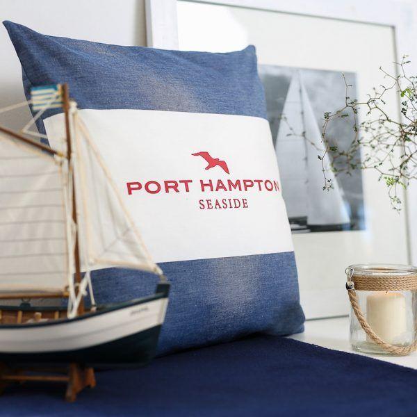 Kissenhulle Port Hampton Kissen Decken Und Wohntextilien Jetzt