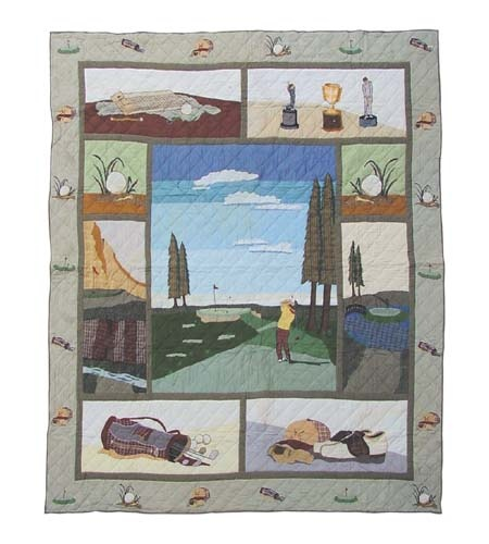 17 Best Images About Sports Themed Quilts On Pinterest