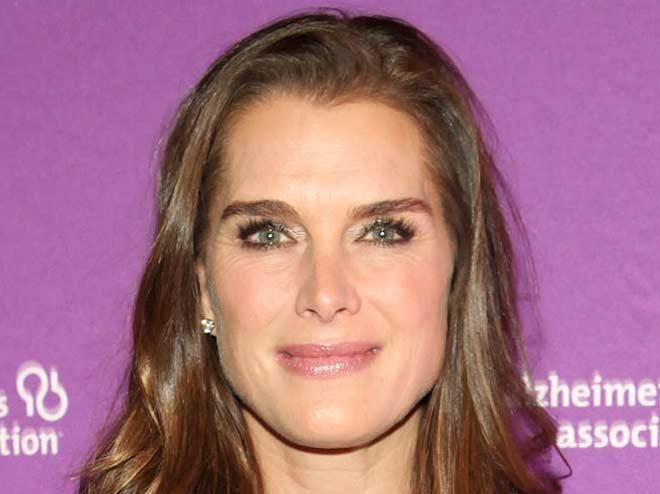 Brooke Shields = Rita Glossner. The Middle.  3 episodes  ( 2010 - 2015 ).