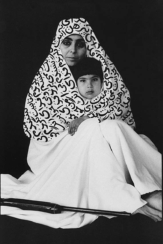Florilège: SHIRIN NESHAT - PHOTOGRAPHE - IRAN