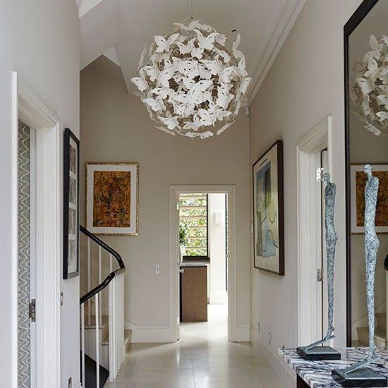 Lighting For Hallway: 17+ Best Images About Hallway/Entryway And Stairs On