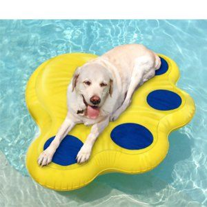 Paws Aboard Inflatable Raft | Pet Food Direct