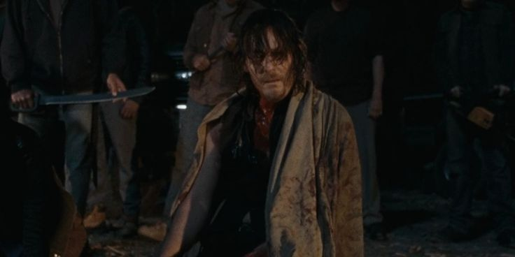 The Walking Dead Norman Reedus as Daryl Dixon