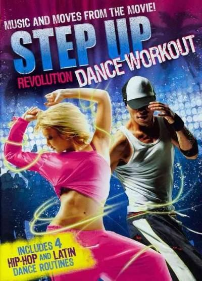This dance themed fitness release from the STEP UP franchise walks viewers through a complete, invigorating cardiovascular and strength training workout program, burning calories and sculpting muscles