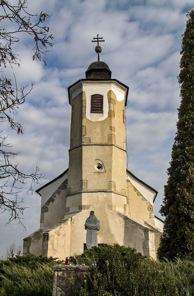 Isaszeg, Öregtemplom - Szent Márton templom