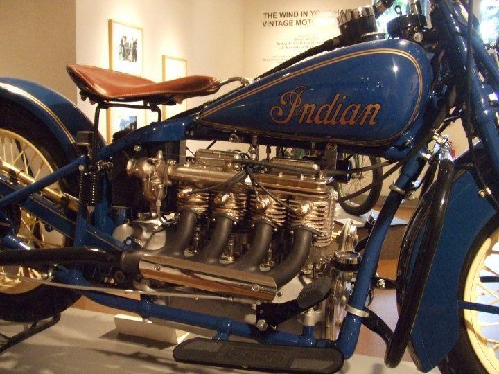 Photo Gallery: Vintage Motorcycles