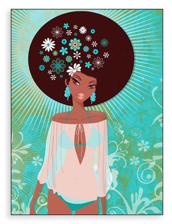 Art Prints Giclees Fine Art Paper | Soul Sista Best Top Selling Print for Framing